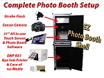 Turn Key Portable EZ Photo Booth System